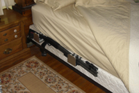 shotgun bedside holder